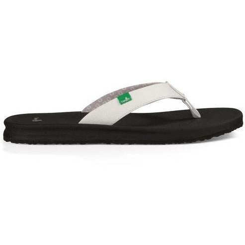 Sandal - SANUK YOGA MAT WANDER -White Women's Sandals