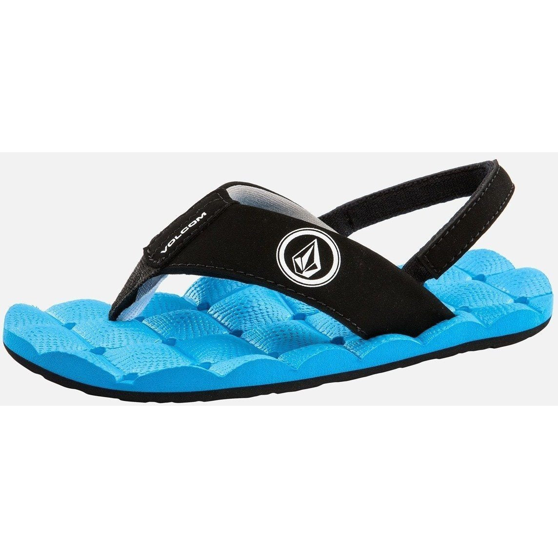 Volcom Boys 2-7 Recliner Sandals - 88 Gear