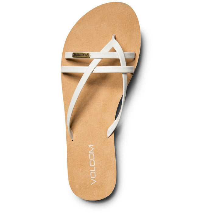Sandal - Volcom Lookout 2 Women's Sandals - White