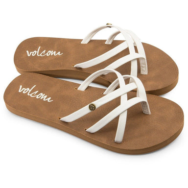 Volcom New School Young Girl's Sandals - 88 Gear