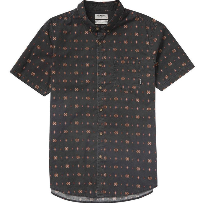 Shirt - Billabong Jetson Short Sleeve Shirt