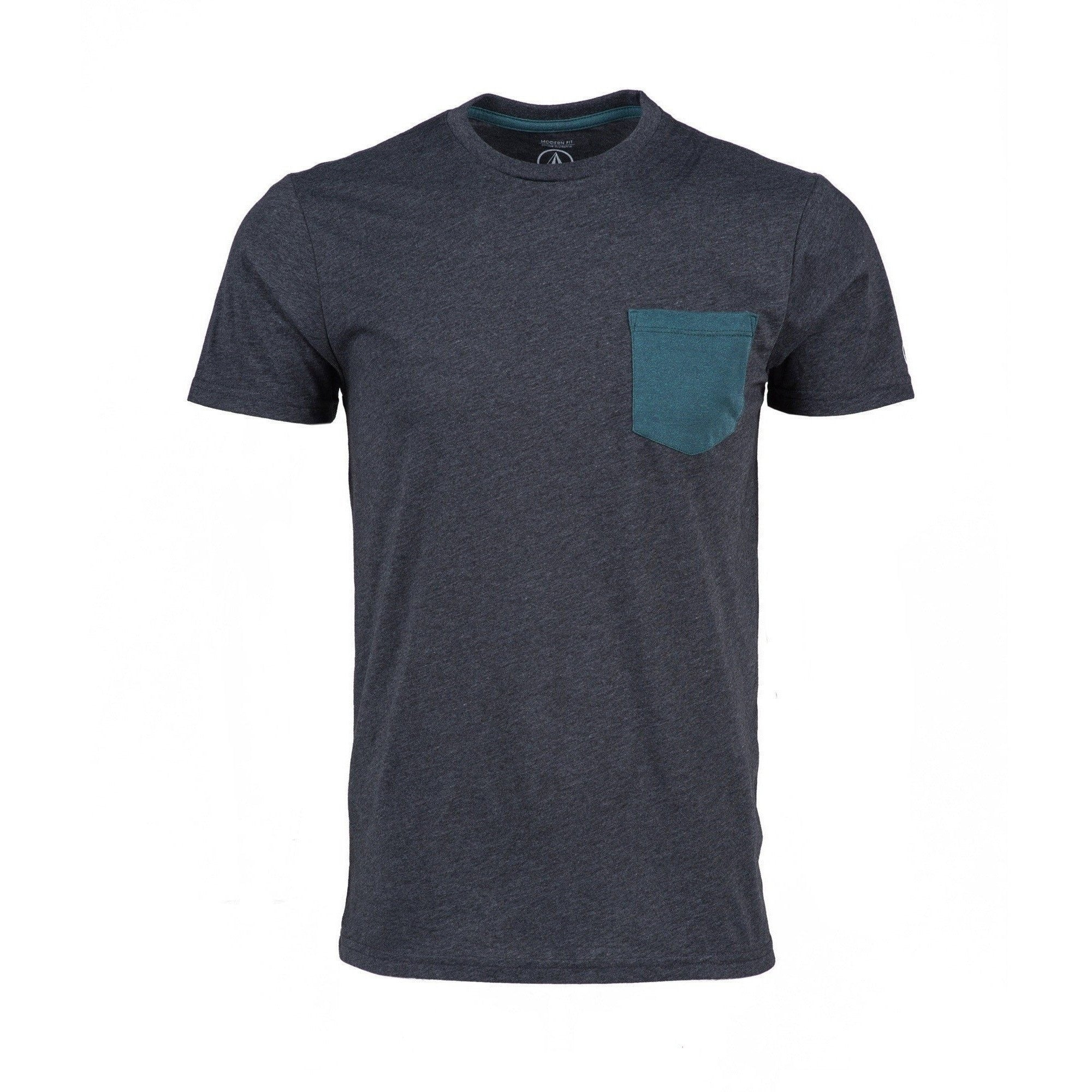 Volcom Mixed Pocket Tee - 88 Gear