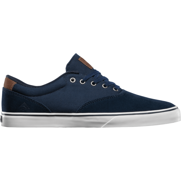 Shoe - Emerica Provost Slim Vulc Shoe - Navy