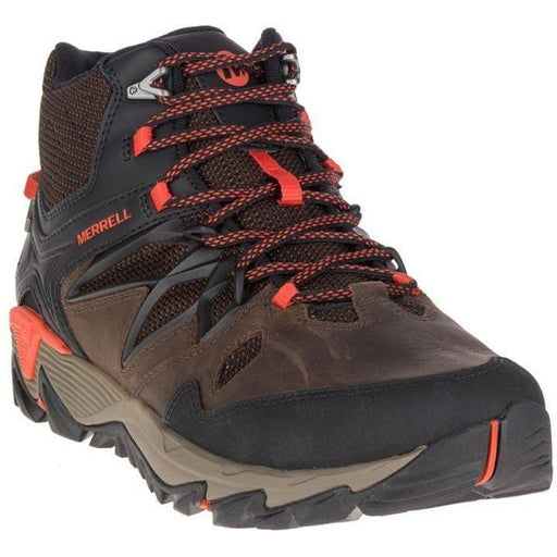 Shoe - Merrel Men's All Out Blaze 2 Mid Waterproff Shoes