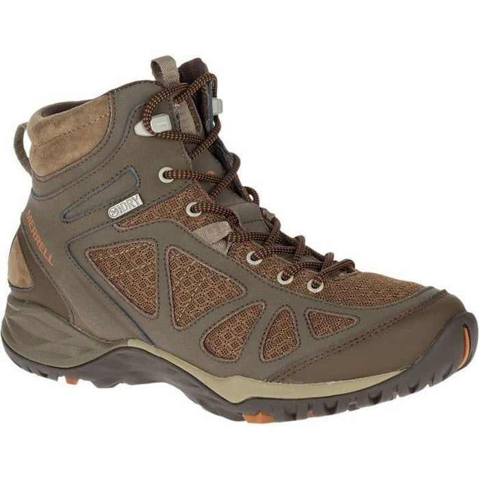 Shoe - Merrell Women's Siren Sport Q2 Mid Waterproof Shoes