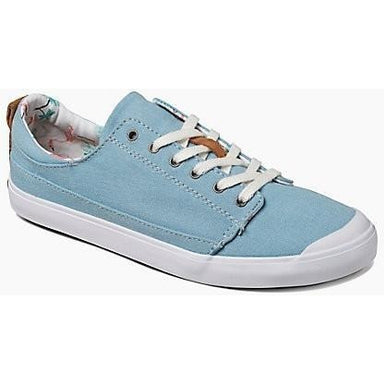 Reef Walled Low Women's Shoes - Steel Blue - 88 Gear