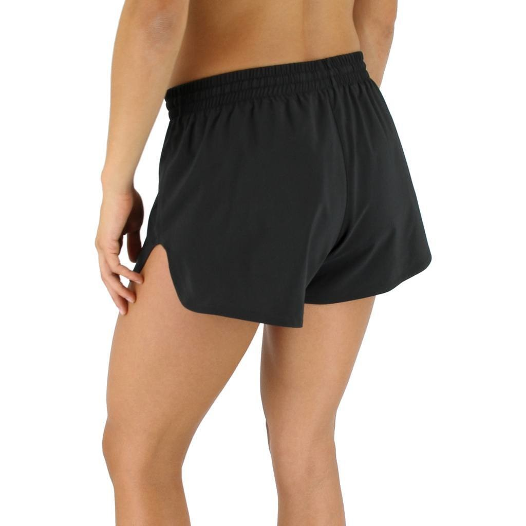 Adidas Woven Slit Women's Shorts - 88 Gear