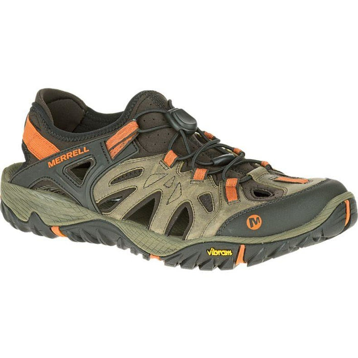 ef7d3b4dfc9f ... Merrell Mens Shoes All Out Blaze Sieve Black Wild Dove J65239