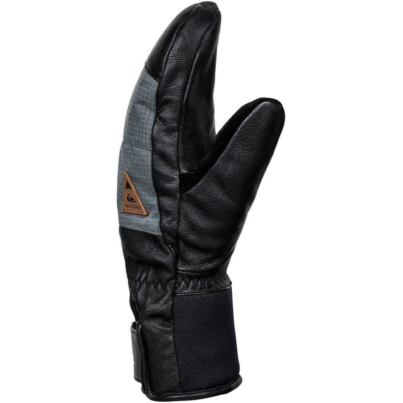 Snow Gloves - Quiksilver Squad Men's Snow Mittens