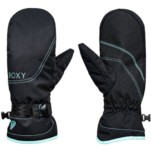 Snow Gloves - Roxy Jetty Girls Snow Mittens