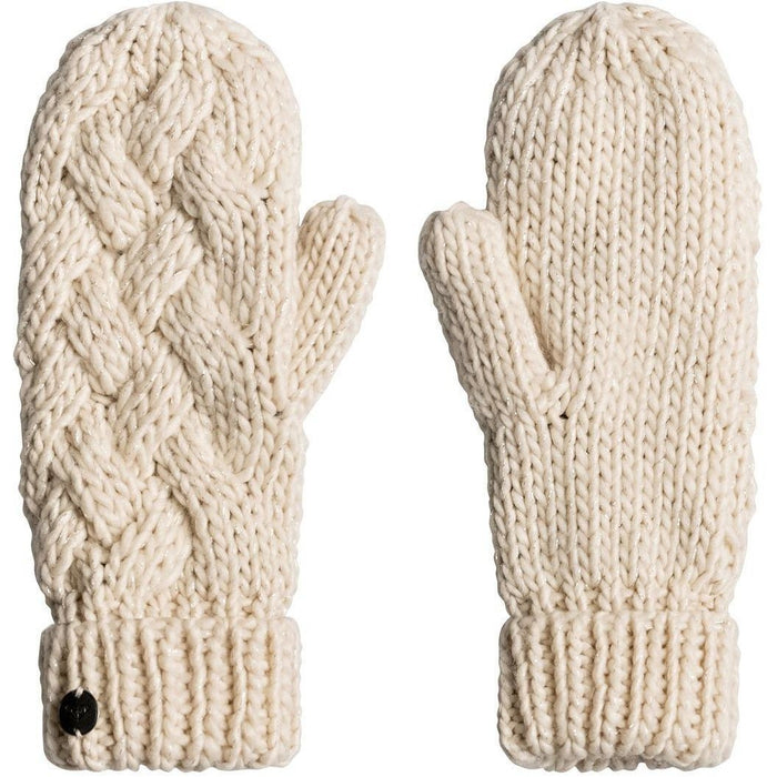 Snow Gloves - Roxy Love And Snow Mittens -ANGORA