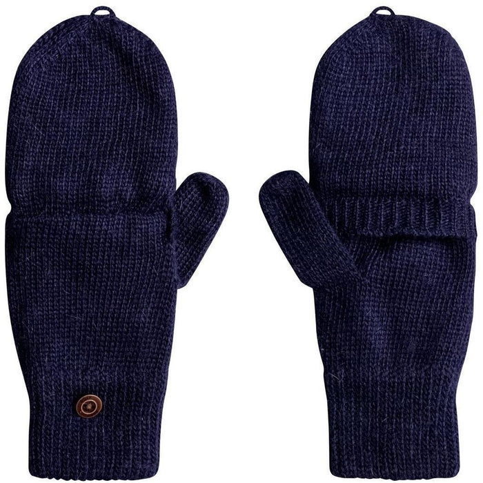 Roxy Torah Bright Convertible snow Gloves/Mittens - Peacoat - 88 Gear