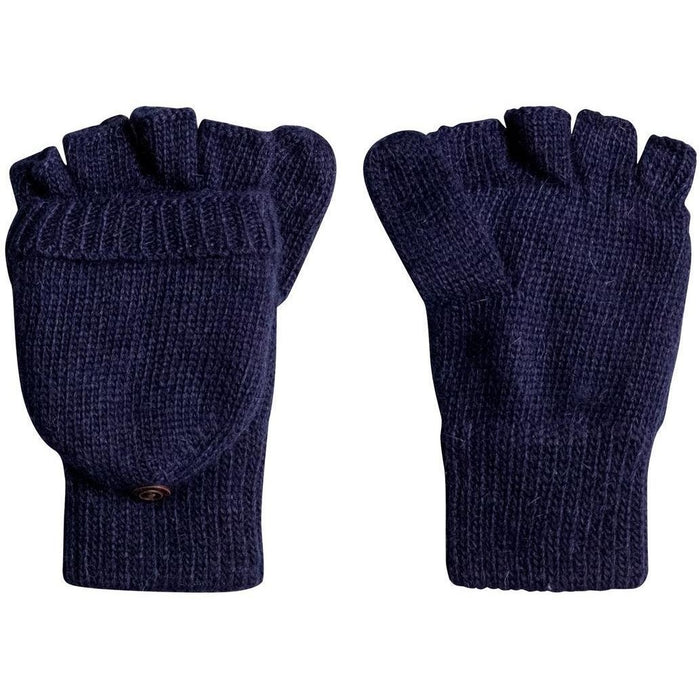 Snow Gloves - Roxy Torah Bright Convertible Snow Gloves/Mittens - Peacoat