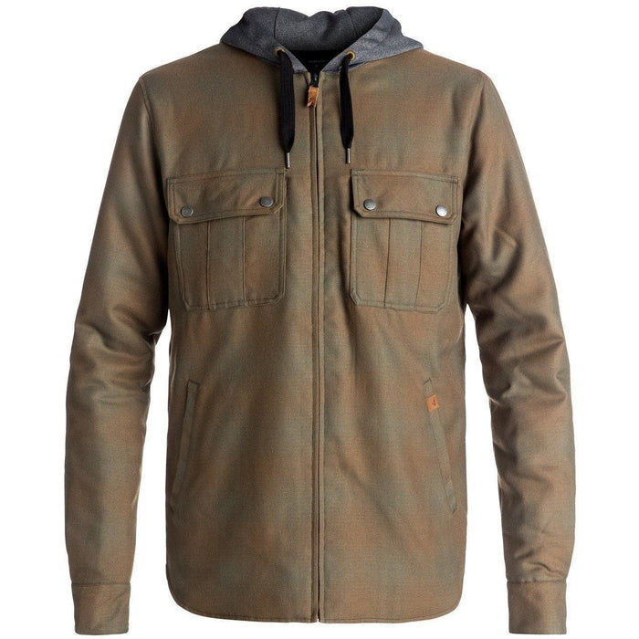 Snow Jacket - Quiksilver Men's Connector Riding Shirt