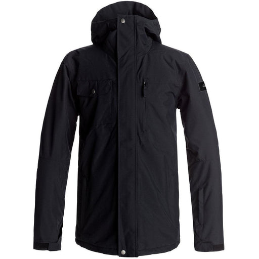 Snow Jacket - Quiksilver Mission Solid Men's Snow Jacket