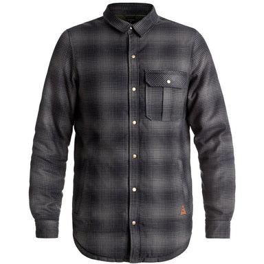 Snow Jacket - Quiksilver Wildcard Riding Shirt - Dark