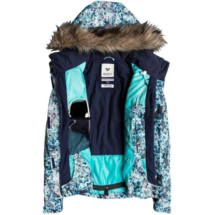 Snow Jacket - Roxy Jet Ski Snowboard Jacket