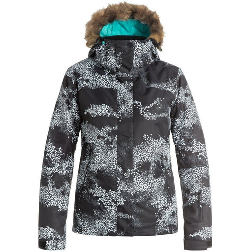 Snow Jacket - Roxy Jet Ski Snowboard Jacket -Cloud