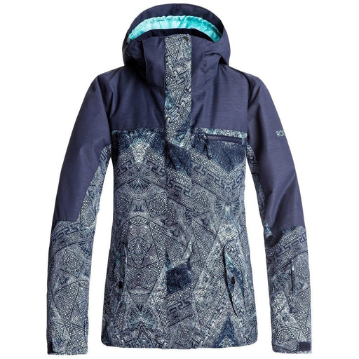 Snow Jacket - Roxy Jetty Women's Snow Jacket 2018