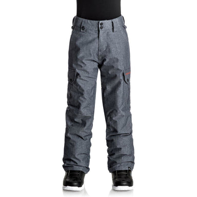 Quiksilver Boy's 8-16 Porter Snow Pants - 88 Gear
