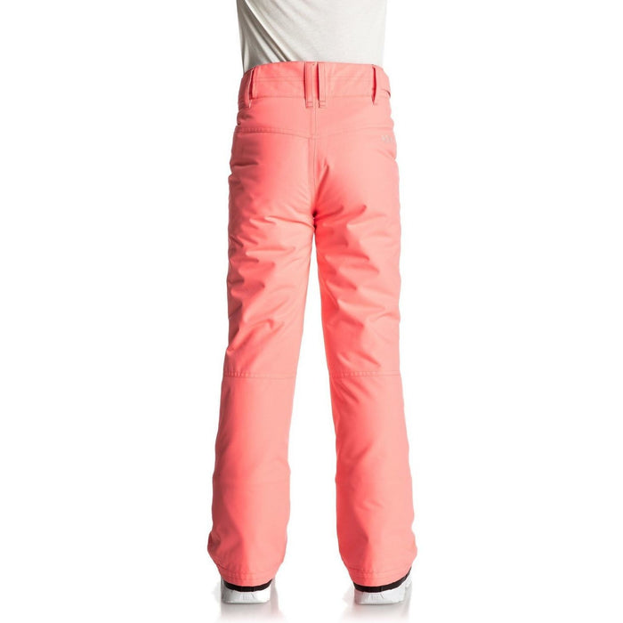 Snowboard Pants - Roxy Girls 7-14 Snow Pants