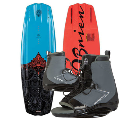 O'Brien Spark Wakeboard Package 2019 - 88 Gear