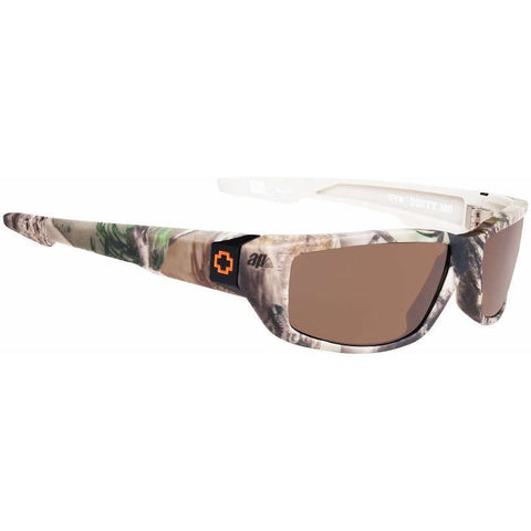 Spy Dirty Mo Sunglasses Realtree Camo Polarized Lens