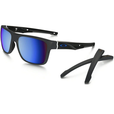 Sunglasses - Oakley Crossrange Deep Water Polarized Sunglasses