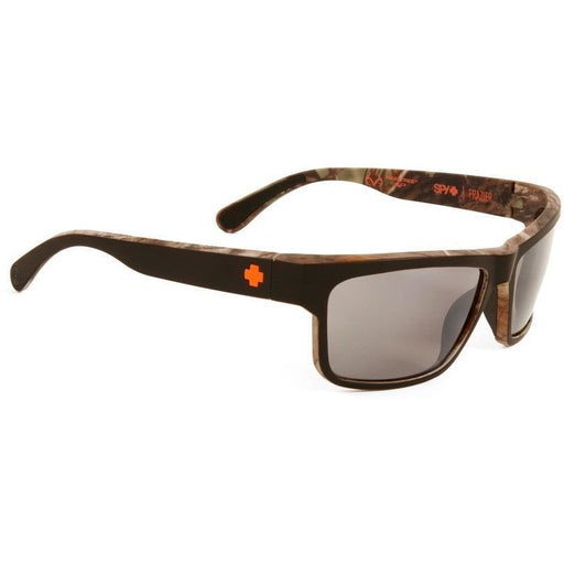 Sunglasses - Spy Frazier Decoy Sunglasses Black Mirror Polarized Lens