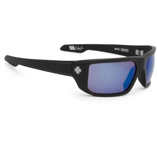 Sunglasses - Spy McCoy Sunglasses Matte Black Polarized Lens