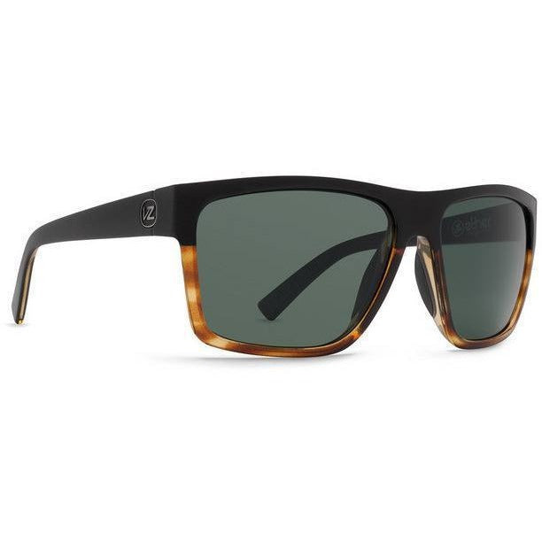 Sunglasses - VonZipper Dipstick Sunglasses Hardline Black Frame