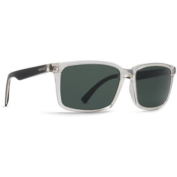 Sunglasses - VonZipper Pinch Sunglasses Black And Crystal Frame