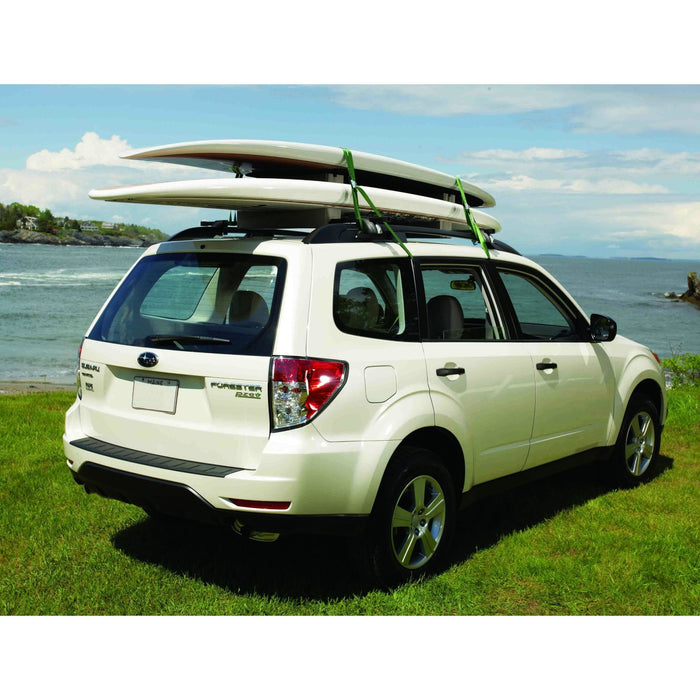 Sup Roof Rack - Malone Deluxe SUP Car Travel Kit