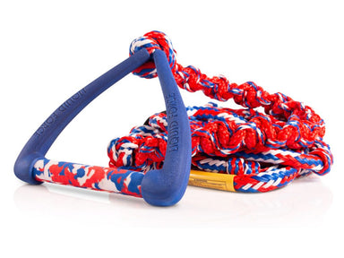 "Liquid Force Deluxe 9"" Coiled Wakesurf Rope - 88 Gear"