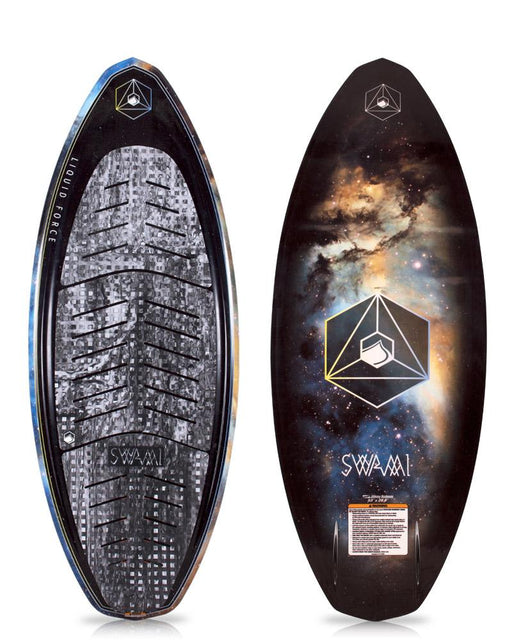 The Liquid Force Swami 2019 Wakesurf Board