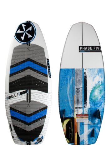Phase Five Swell Wakesurf Board - Surf Style