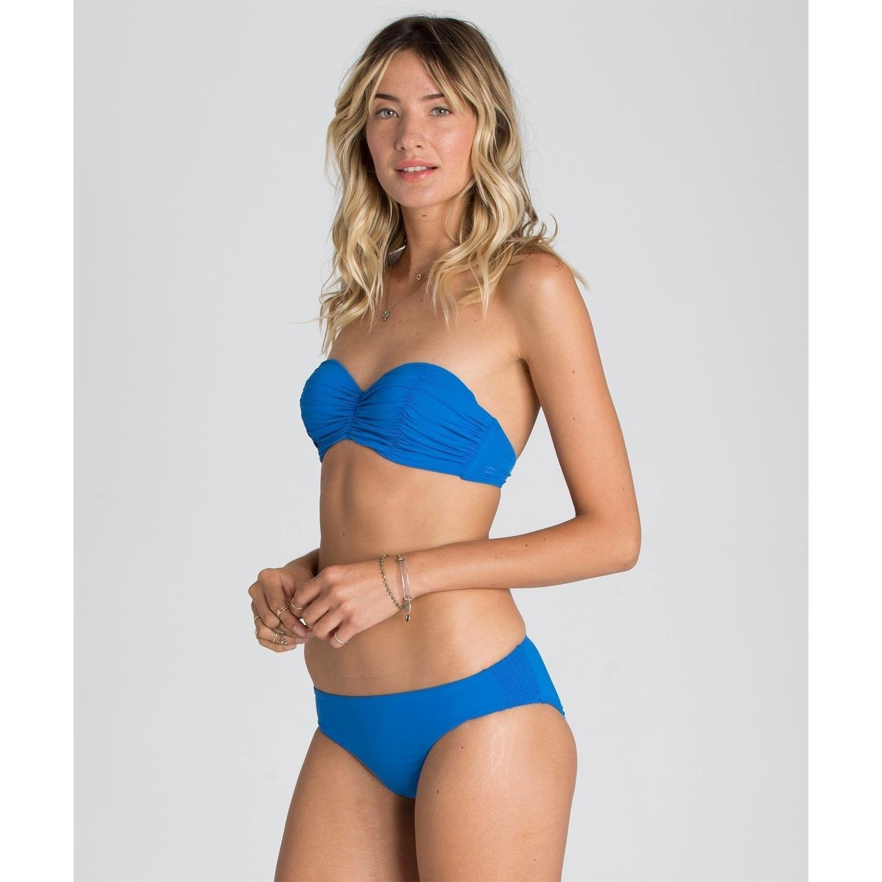 Swim Suit - Billabong Sol Searcher Bustier Bikini Top