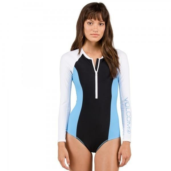 Swim Suit - Volcom Simply Solid Women's Bodysuit