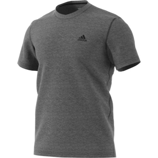 T-Shirt - Adidas Ultimate 2.0 Tee Shirt Dark Grey Heather