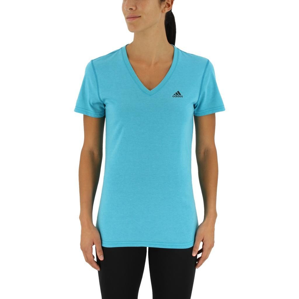 Adidas Women's Ultimate V Neck Shirt - 88 Gear
