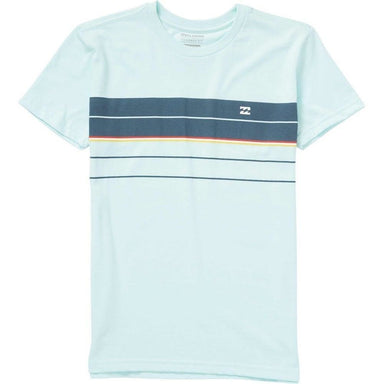 Billabong Boy's Lo Tide Spinner Tee Shirt - 88 Gear