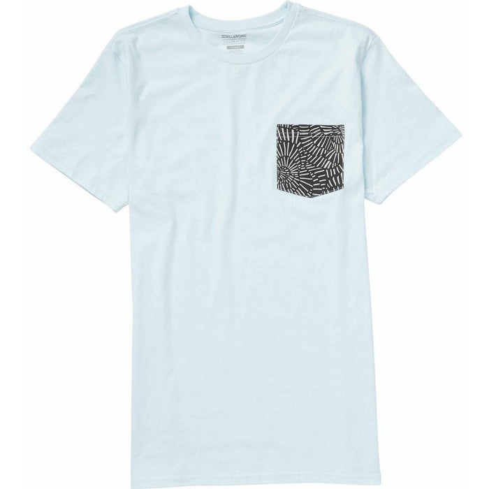 T-Shirt - Billabong Team Pocket Tee Shirt - Blue