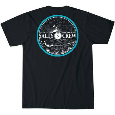 Salty Crew Over-Under Short Sleeve T-Shirt - 88 Gear