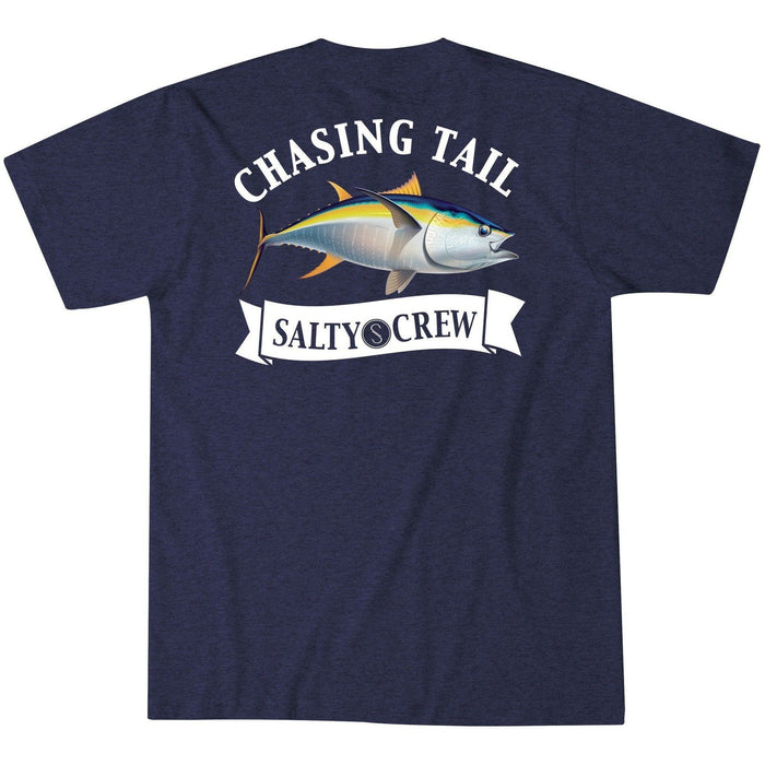 T-Shirt - Salty Crew Sickle Fin Men's T-Shirt