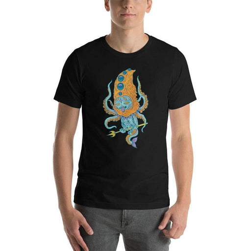 T-Shirt - Surfing Beast T-Shirt
