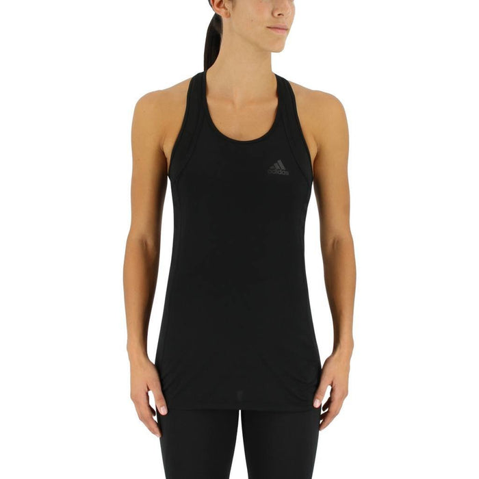 Tank Top - Adidas Performance Step Up Women's Tank Top - Black