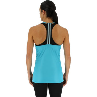 Adidas Performance Step Up Women's Tank Top - Energy Blue - 88 Gear