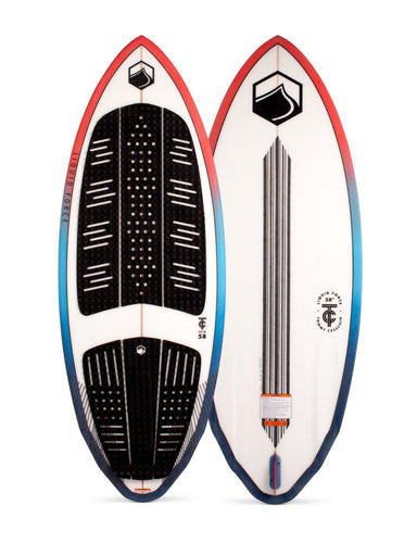 Liquid Force TC Skim Wakesurf Board 2020 - 88 Gear