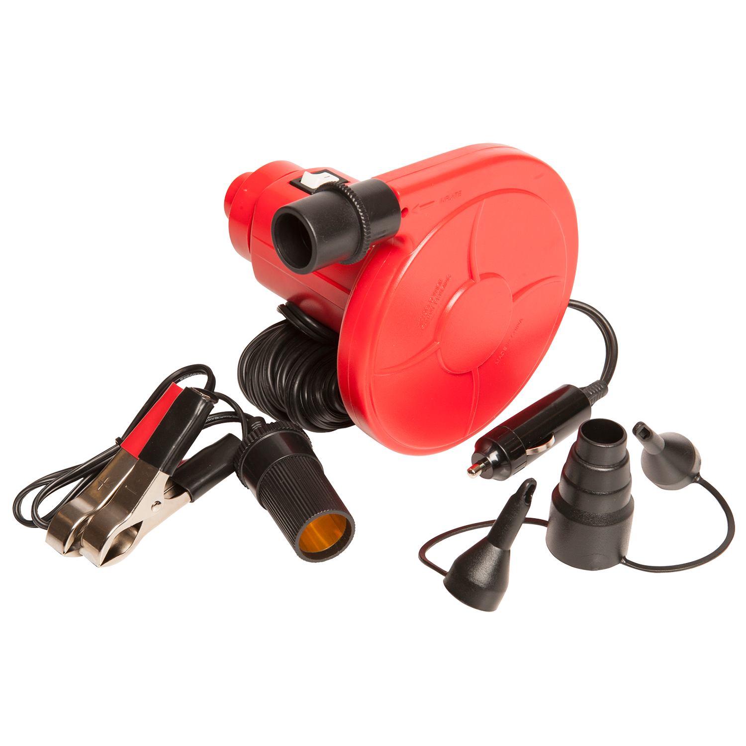 HO Inflatable Tube Pump 12 Volt - 88 Gear