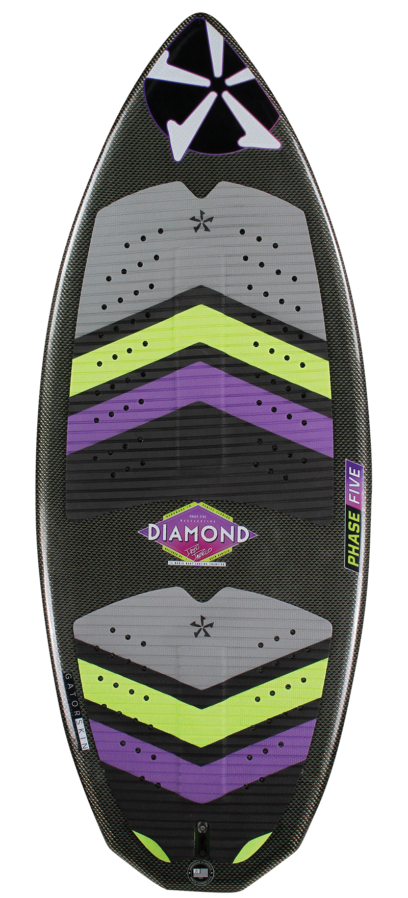 Phase Five Diamond Turbo Wake Skimboard 2020 - 88 Gear